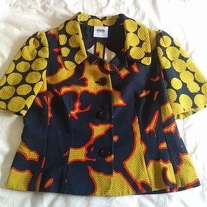 🎉SALE🎉MOSCHINO - vintage cotton jacket